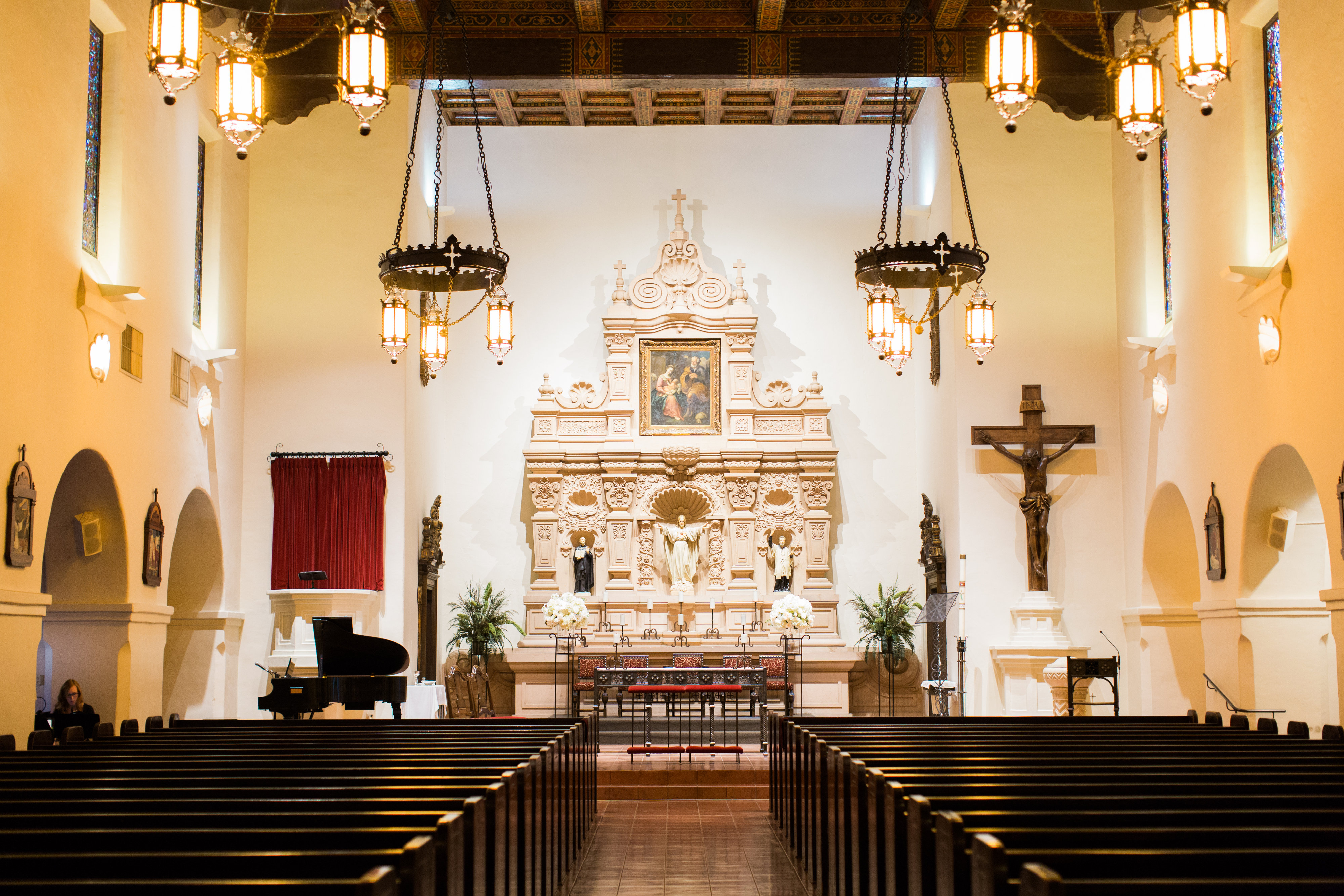 Arizona Brophy Chapel | Scottsdale Wedding Coordinator