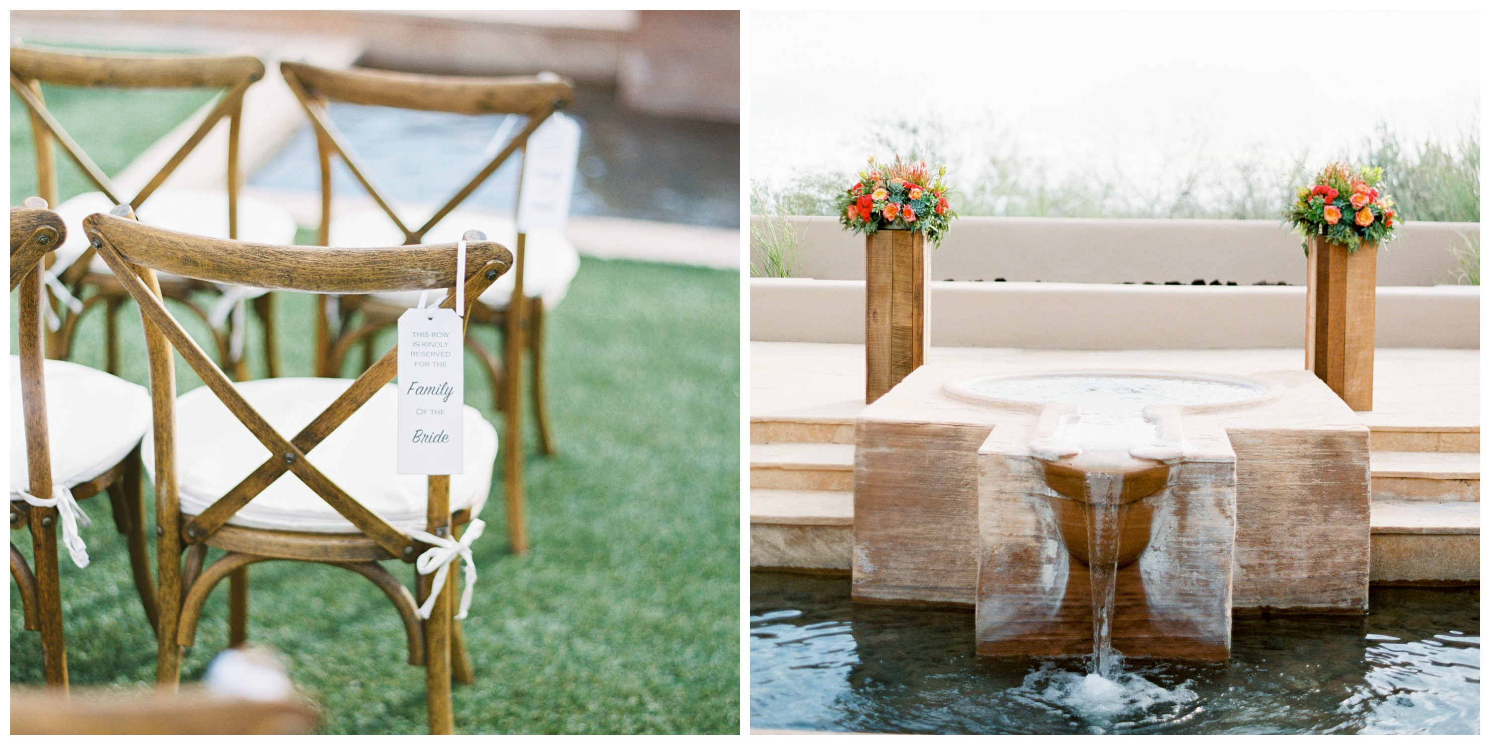 Arizona Four Seasons Wedding | Scottsdale Wedding Planner