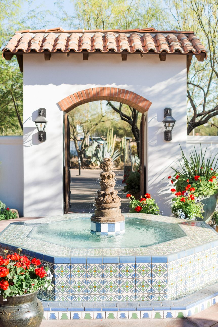 Arizona El Chorro | Scottsdale Wedding Planner